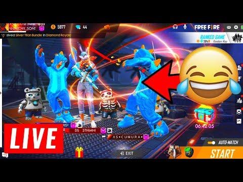 🔴 LIVE FREE FIRE !! 🔥🔥 !! بث مباشر فري فاير l Transmisión en vivo 🔴