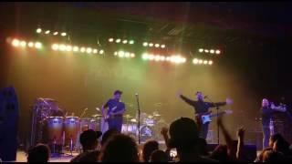 'La Negra Tomasa'- Fayuca live w/ percussion solo