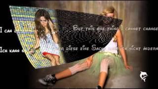 Ashley Tisdale-Unlove you (Lyrics+deutsche Übersetzung)