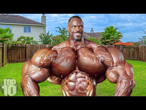 10 Bodybuilders That Went Too Far