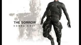 Metal Gear Solid 3 The Sorrow Theme