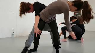 Souvenirs du stage avec Sylvie Klinger et Damien Launès (Février 2018)