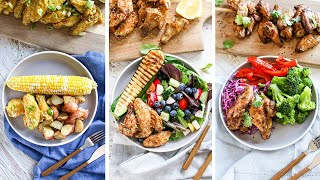 <span class='sharedVideoEp'>022</span> 3種訣竅教你做出完美的脆皮雞翅 How To Make Crispy Baked Chicken Wings 3 WAYS!
