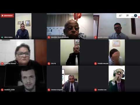 Andorinha: Assista ao vivo a primeira sessão virtual da Câmara de ...