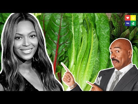 HOW BEYONCE'S VEGAN DIET CHANGED MY LIFE - Steve Harvey
