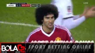 Derby Country 13 Manchester United 30012016  FA Cup  HD FULL GOL