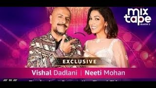 Official video Tumhe Apna Banane Ka Chand Chupa Badal Mein Neeti Mohan and Vishal Dadlani