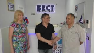 Отзыв наших клиентов Сергея и Лидии о работе ...