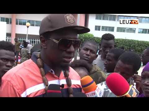 Procés Ngaka Blindé: le rappeur Simon accuse la presse d'avoir…