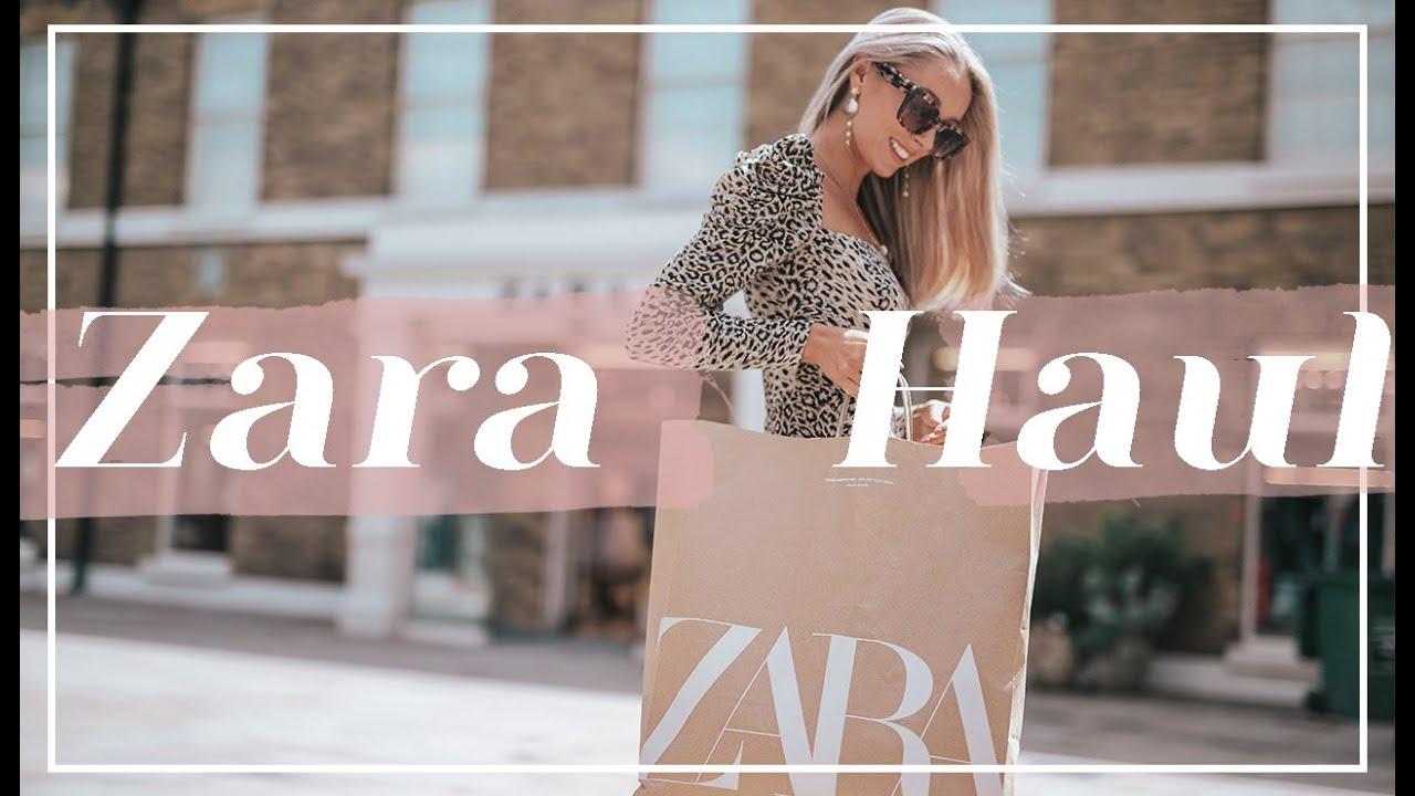 WHAT'S NEW IN ZARA // Summer - Autumn Transitional Haul // Fashion Mumblr