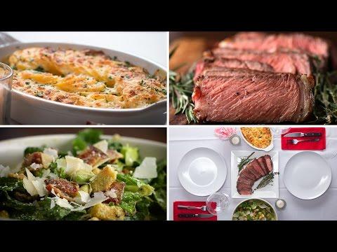 Video Steak Dinner For Two