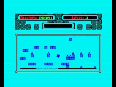 The Infeasible Game Walkthrough, ZX Spectrum