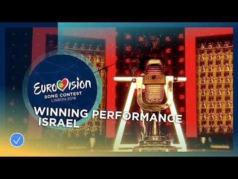 WINNING PERFORMANCE - Netta - Toy - Israel - 2018 Eurovision Song Contest