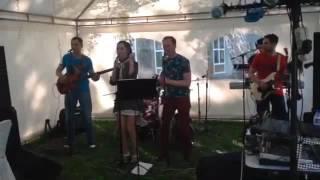 """Группа АльянS. Sing it back. Загородная база компании """"Ростелеком"""", г. Барнаул"""