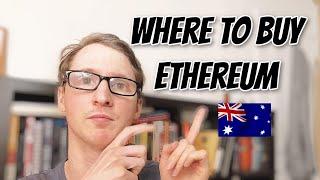 Wo kaufen Etherum Australia