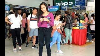 Филиппинки на улицах Думагете.