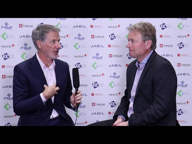 Bjorn Dahle, CEO at KIC joins SCOOP's Philip Stoten to explore how value can be delivered and the importance of deep domain expertise to optimize processes and inform production beyond that process. Filmed on location in San Diego, California at APEX 2018