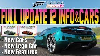 forza horizon 4 update 12 - Thủ thuật máy tính - Chia sẽ