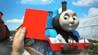 Томас и его друзья | КРАСНЫЕ ПРОТИВ CИНИХ | Ещё больше эпизодов | Детские мультики | Видео для детей