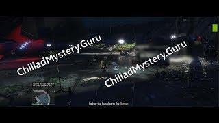 שחקני Gta V Online מוצאים משימה סודית עם חייזרים