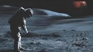 Apollo 14 Alan Shepard Golf age 47 oldest American on the Moon video