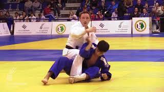 Международный турнир по дзюдо 2017. Финалы. Третьяков - Davlatov (55 кг).