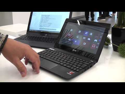 ASUS X102BA - super-cheap 10.1inch touchscreen notebook for Windows 8 with AMD-CPU