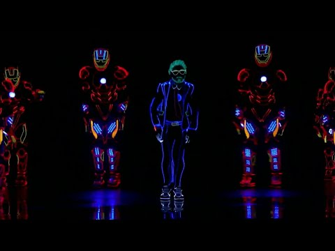 Light Balance Kids Blow the Audience and Judges Away