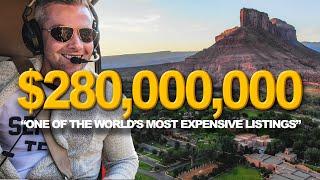 Inside a MASSIVE $280 Million Mansion | Ryan Serhant Vlog #85