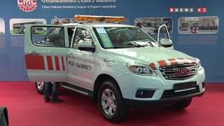 Первые казахстанские электромобили поступят в продажу в конце 2018 года