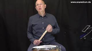 Rudiments Play Along Drums and Pipes Snaredrum Ausgabe