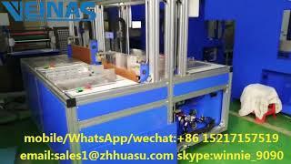 EPE Foam box making machine