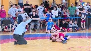 В зале Центральной спортивной арены прошел III областной фестиваль единоборств