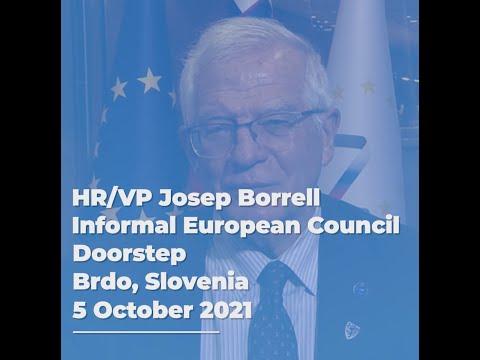 Informal European Council - 5 October 2021