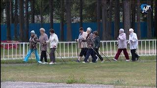 Бабушки из поселка Хвойная выиграли президентский грант на развитие проекта «Со спортом дружить – здорово жить»
