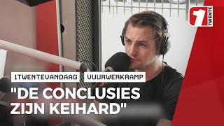 PVV-Statenlid Joeri Pool wil provinciaal onderzoek naar vuurwerkramp in Enschede
