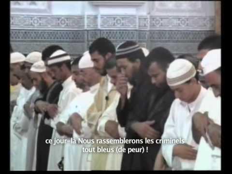 الشيخ عبد العزيز الكرعاني قراءة تصويرية متأنية خاشعة من سورة طه