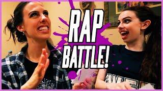 Rap Battle Challenge with Dani & Katherine Cimorelli