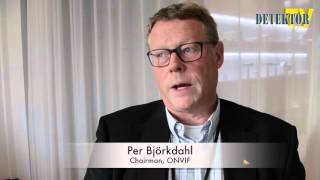 Interview with Per Björkdahl, Chairman of ONVIF