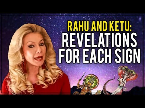 Rahu and Ketu: Deep Revelations for all 12 Signs