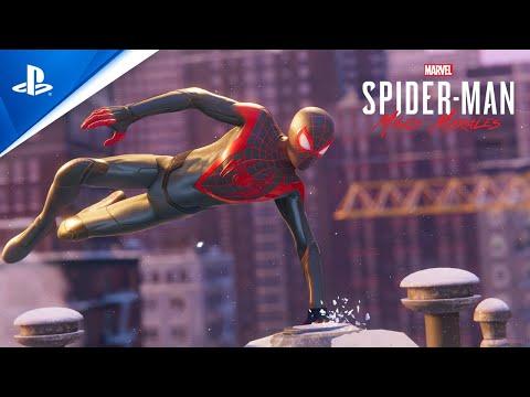 《蜘蛛人:邁爾斯·莫拉雷斯》上市影片 I PS5, PS4