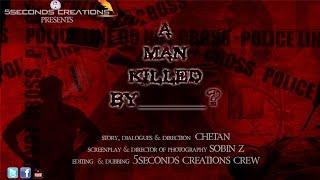 A Man Killed by Dash || Short Film Talkies