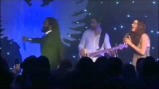 Joss Stone, Natasha and Daniel Beningfield, John Forte at Angels Concert 02 Dec. 2011
