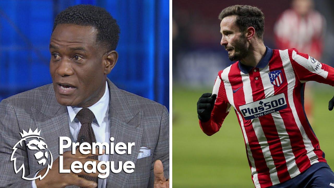 Chelsea manage 'fantastic' Saul Niguez loan at transfer due date|Premier League|NBC Sports thumbnail