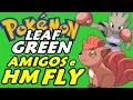 Pokémon Leaf Green (Detonado - Parte 10) - HM Fly, Silph Scope E Novos Amigos