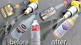 Does fuel injector cleaner work? (Proof)
