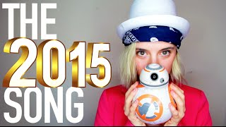 The 2015 Song- A Year in Review Uptown Funk Parody