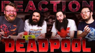 Deadpool 2 | The Trailer REACTION!!