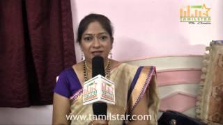 Kausalya Speaks at Muthu Kumar Wanted Movie Shooting Spot
