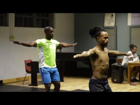 La Namibie se met à la danse contemporaine